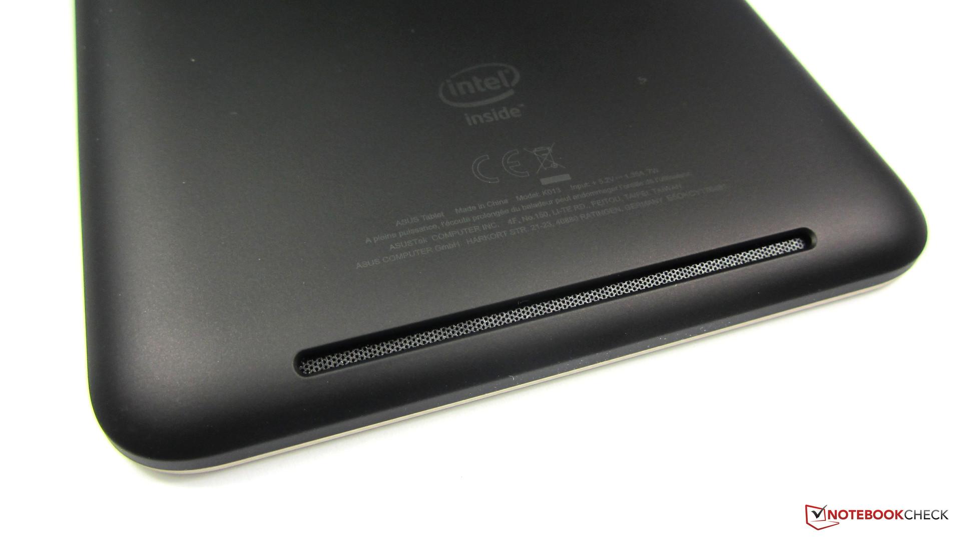 Breve análisis del Tablet Asus Memo Pad HD 7 ME176C
