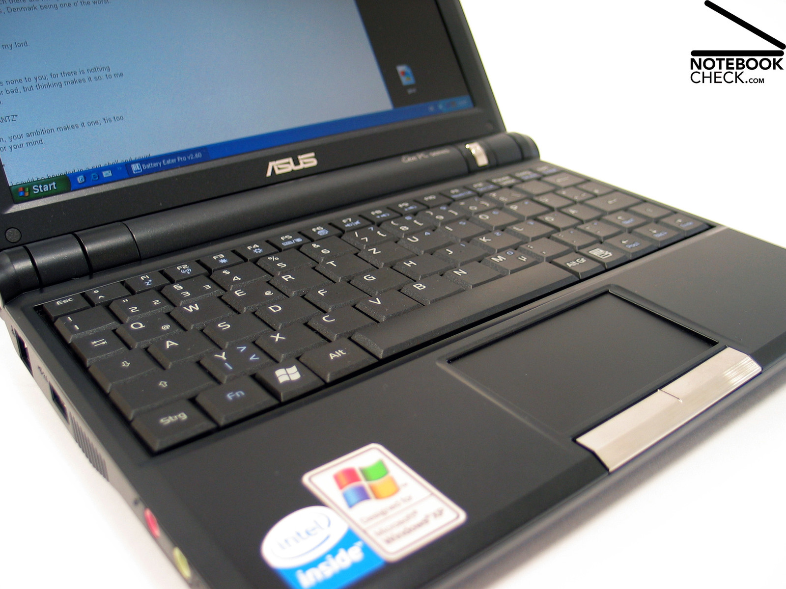 Asus Eee PC 900HA Netbook LAN Vista