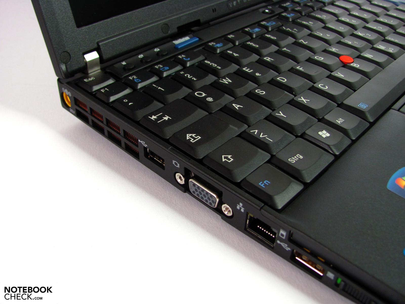analisis del portatil lenovo thinkpad  notebookcheckorg