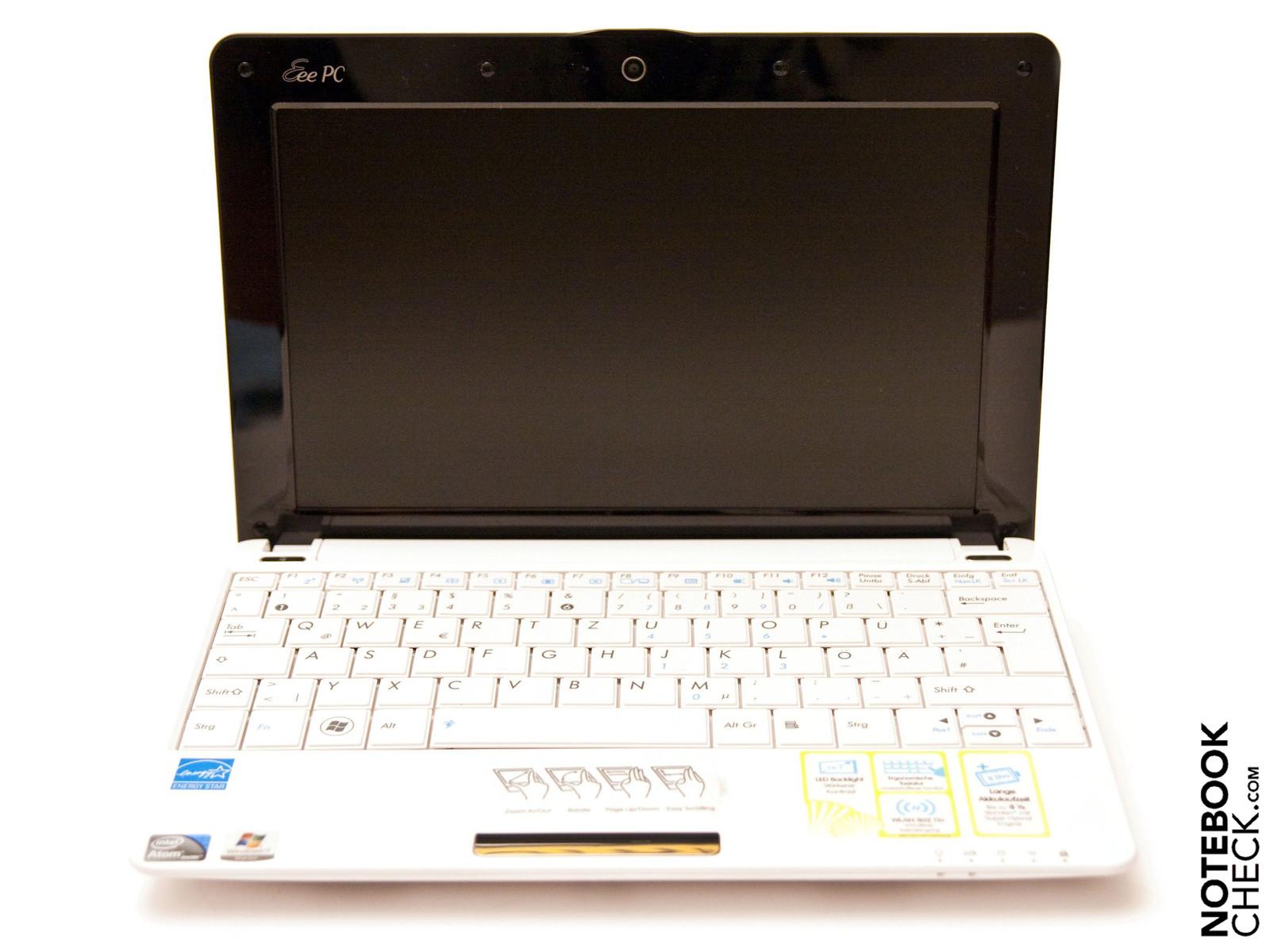 Driver UPDATE: Asus Eee PC 1005HA Netbook Hotkey