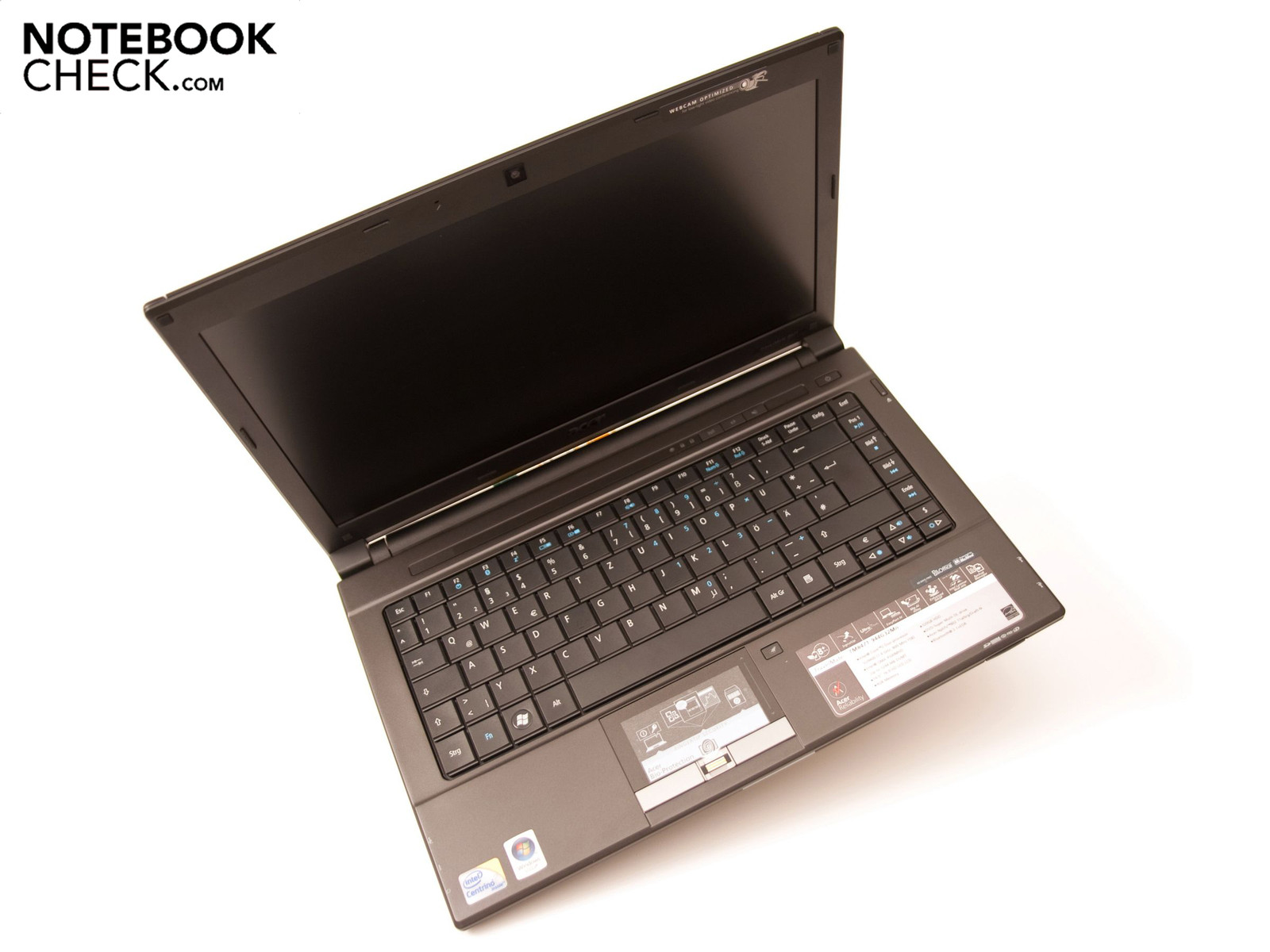Acer TravelMate 8471 Timeline Notebook Intel Chipset Treiber