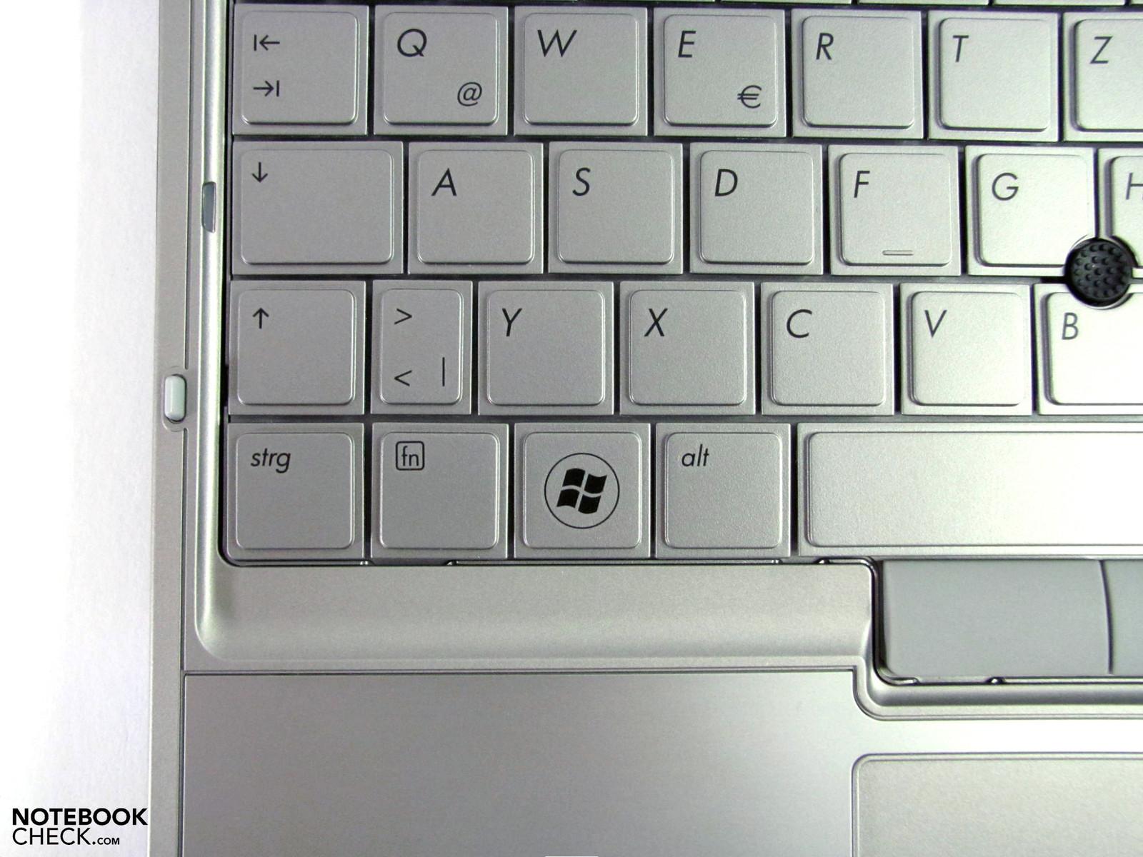 Análisis Del Portátil HP EliteBook 2740p