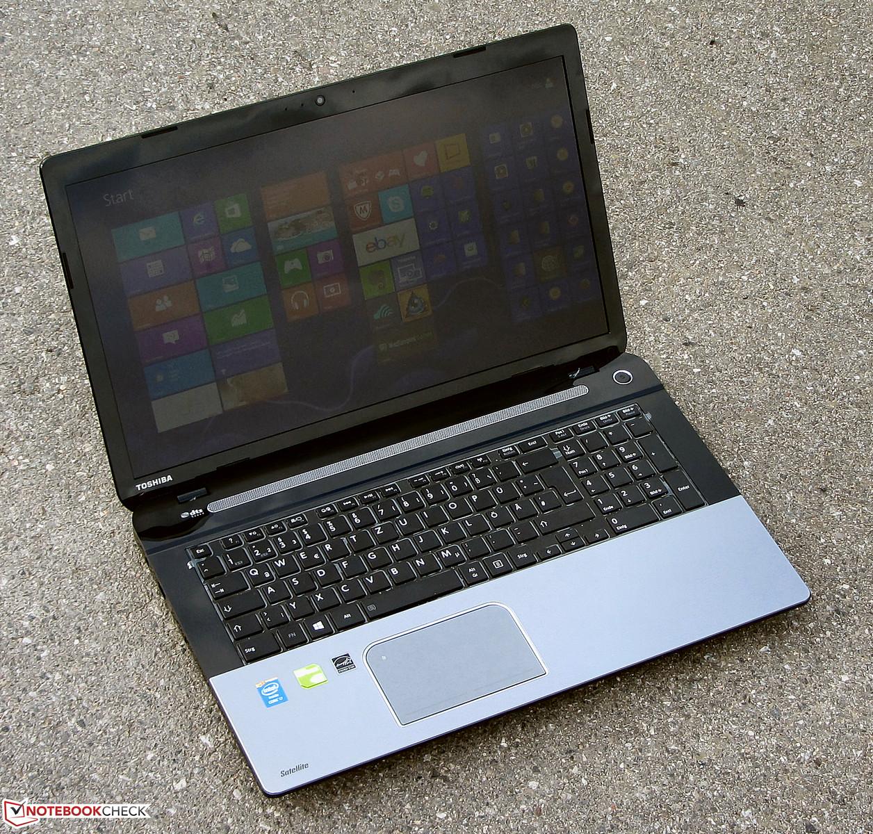 Toshiba Satellite Pro L70-A Windows 8 X64 Treiber