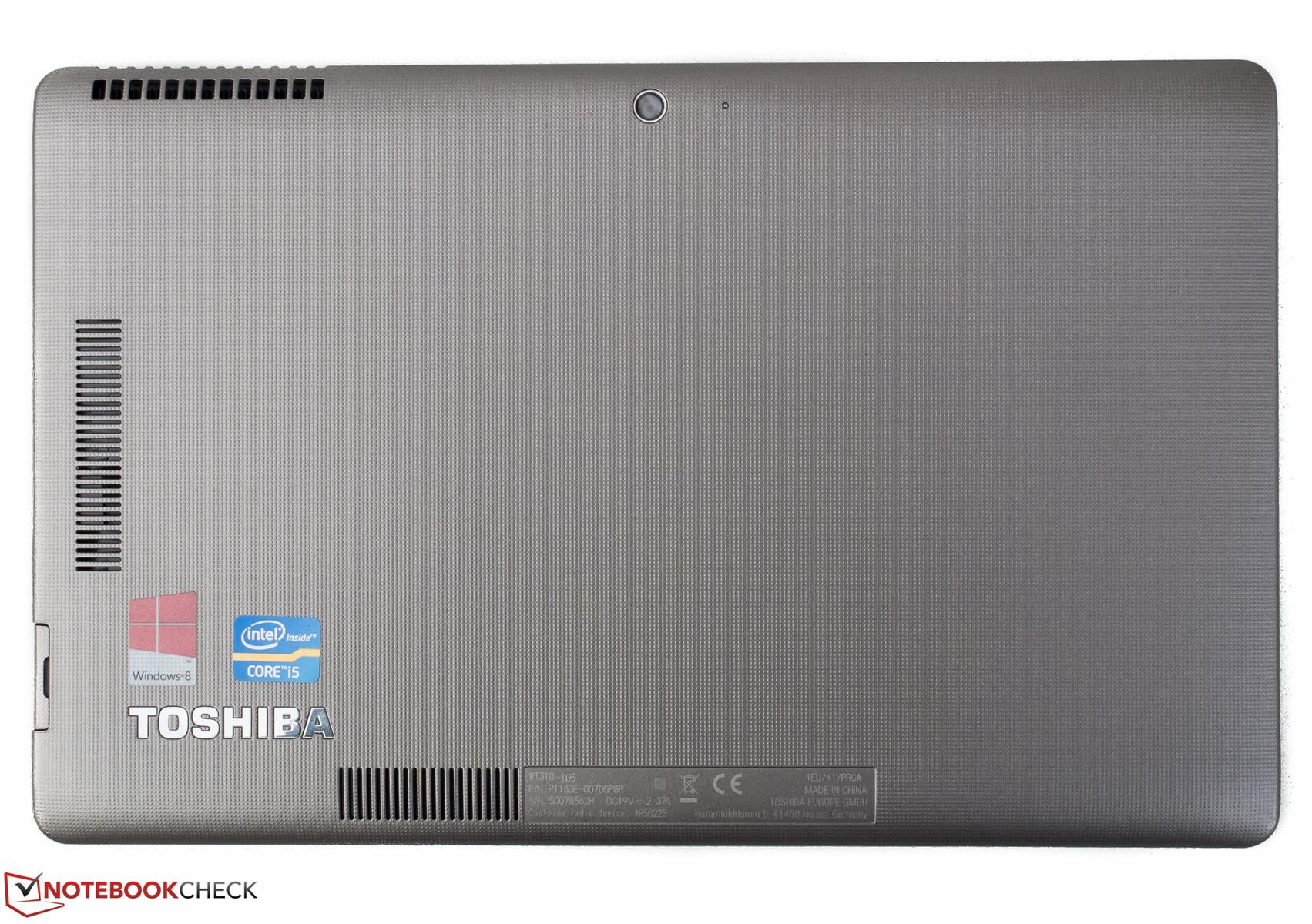 Toshiba WT310 Driver FREE