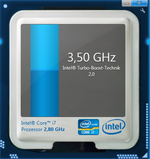 Hasta 3.5 GHz via Turbo Boost