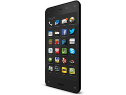 Amazon Fire Phone. Modelo de pruebas cortesía de Amazon Alemania.