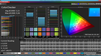 ColorChecker  (espacio de color objetivo Adobe RGB)