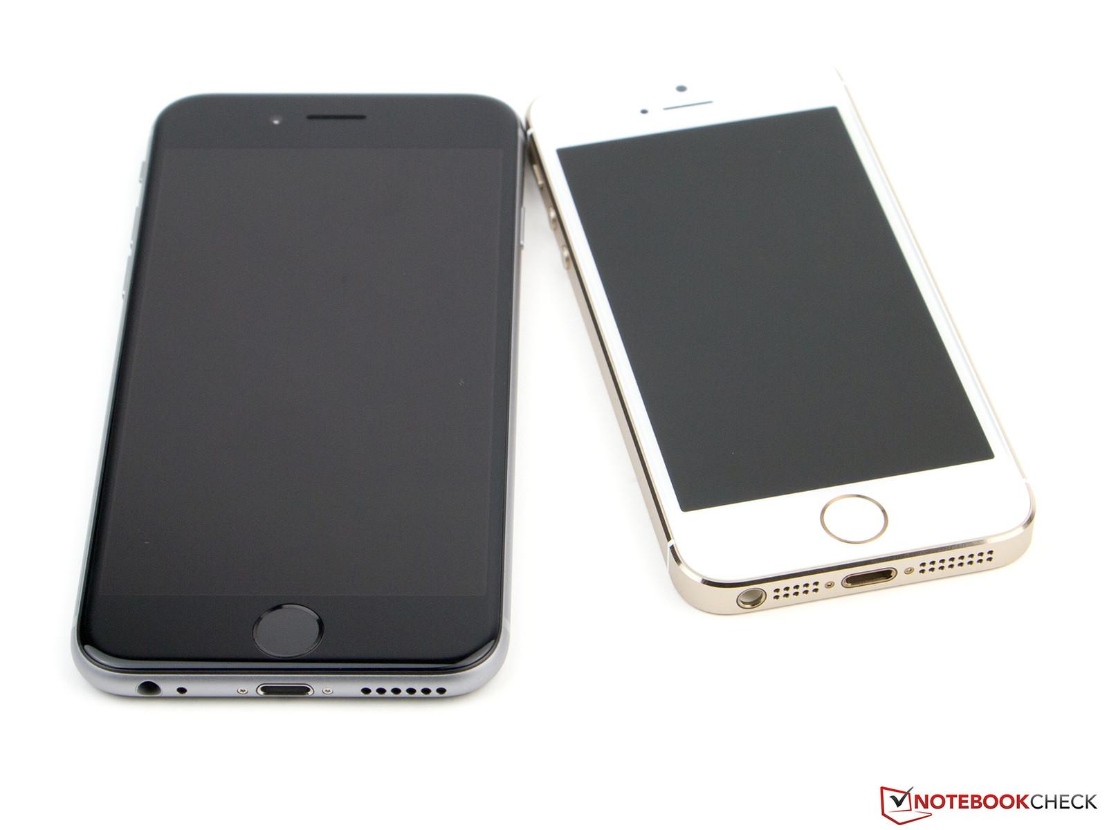 cfa37a1ef77 Análisis completo del Smartphone Apple iPhone 6 - Notebookcheck.org