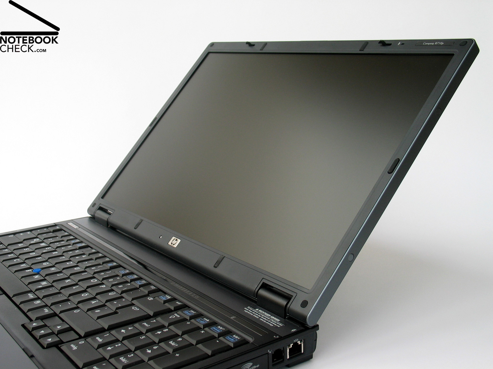 HP Compaq 8710p Notebook Intel 82566MM LAN Drivers