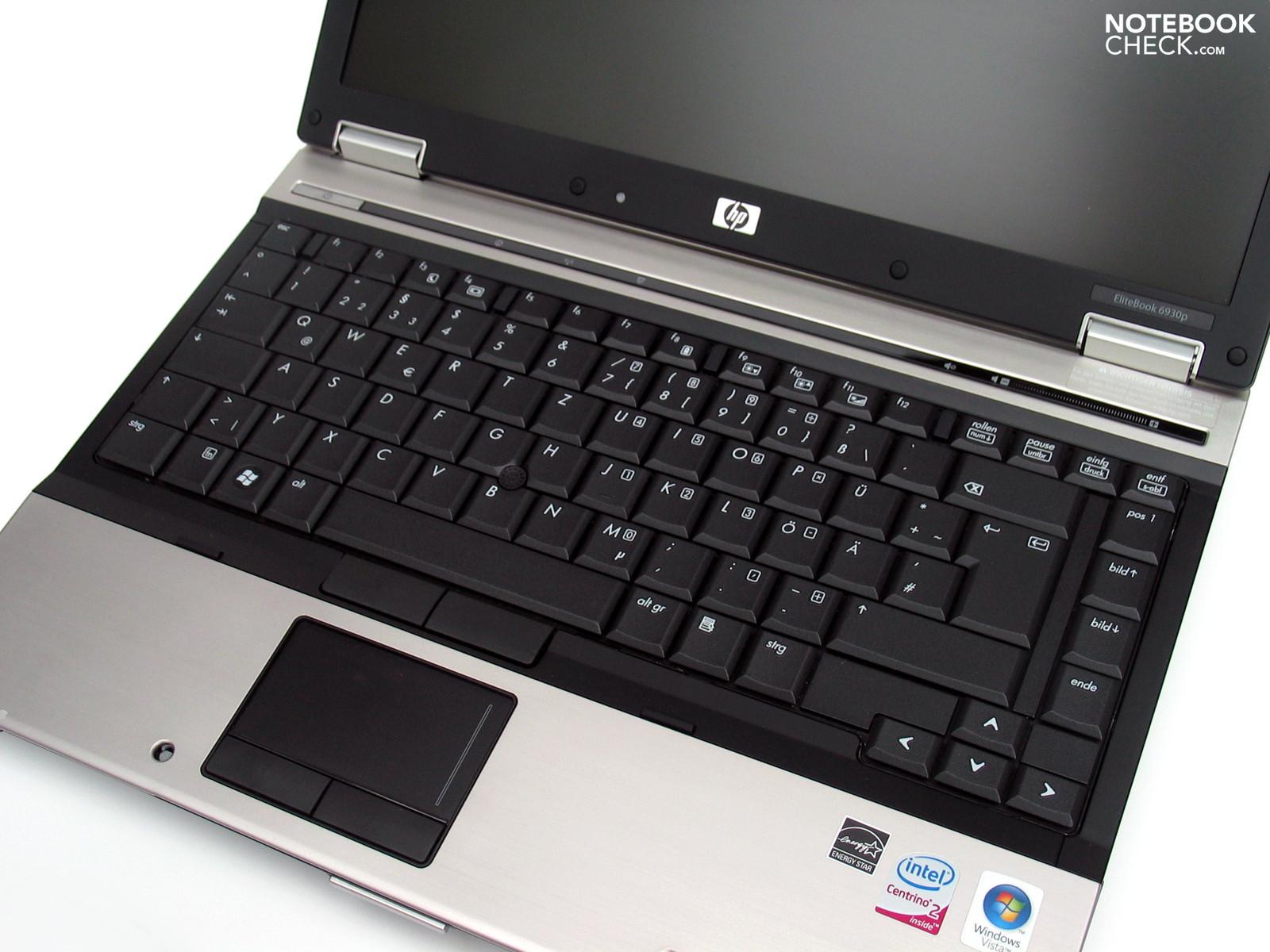 HP EliteBook 6930p Notebook Treiber Windows 7