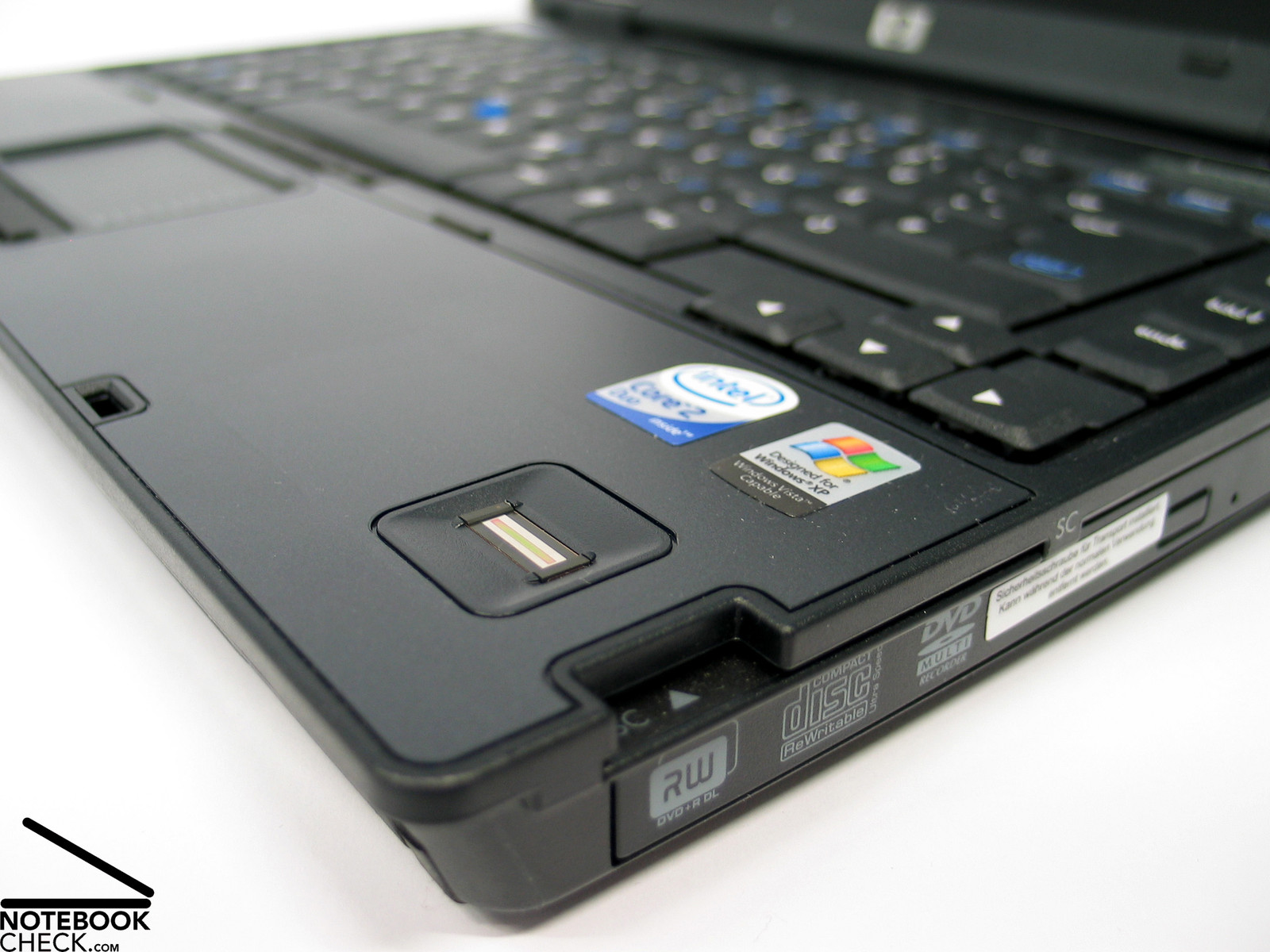 HP Compaq nc6400 Notebook Seagate HDD Driver Download