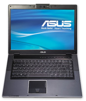 Asus V1S Business Notebook