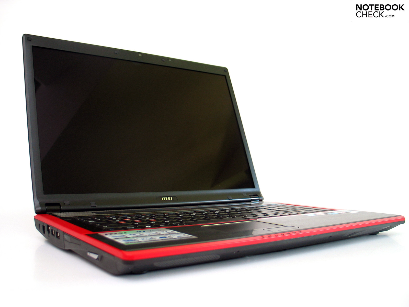 MSI GT725 Notebook ATI VGA Windows Vista 32-BIT