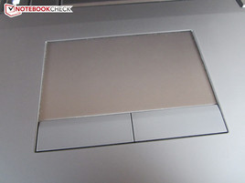 Touchpad no iluminado