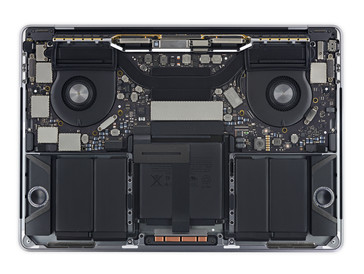 MBP 13 Touch Bar (fuente: iFixit)