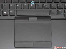 Touchpad y Trackpoint