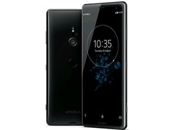 El Sony Xperia XZ3 Smartphone Review. Dispositivo de prueba cortesía de notebooksbilliger.de.