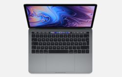 Review: Apple MacBook Pro 13 2019. Dispositivo de revisión proporcionado por: