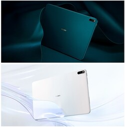 Huawei MatePad Pro color options