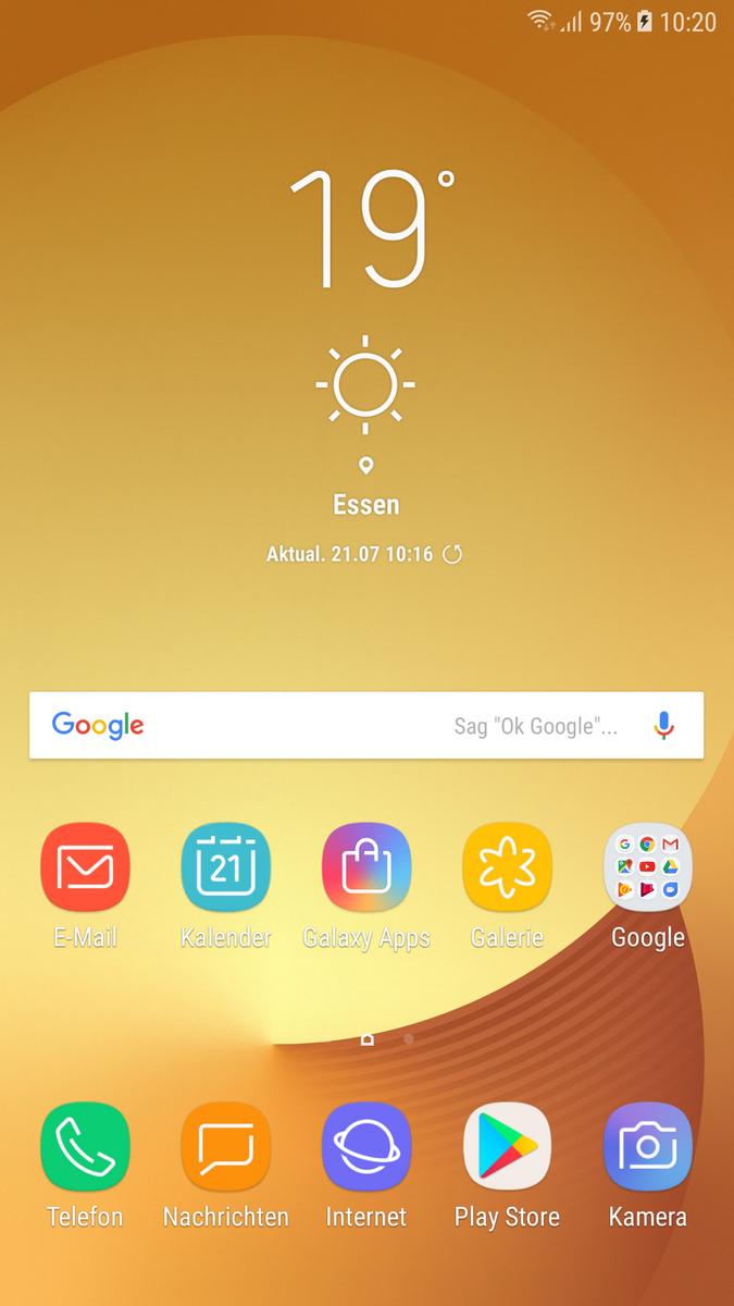 Samsung Galaxy J7 2017 Wallpapers: Análisis Completo Del Smartphone Samsung Galaxy J7 (2017