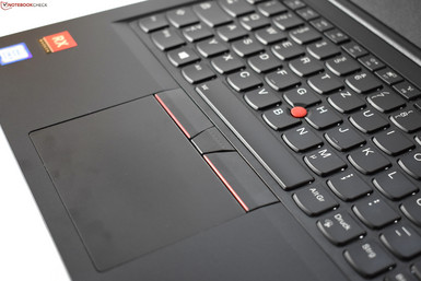 combinación Touchpad & TrackPoint