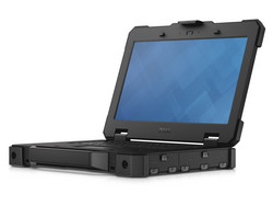 Dell Latitude 14 7414 Rugged Extreme, cortesía de Dell Alemania.