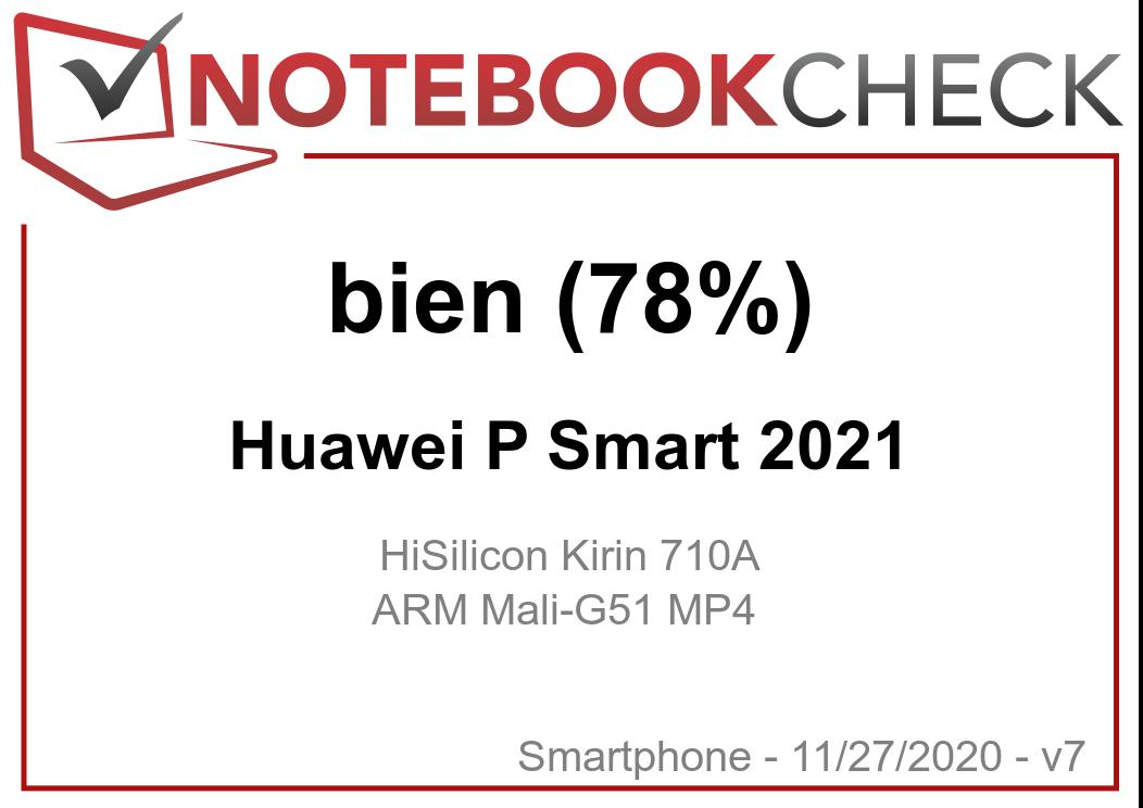 Huawei P Smart 2021 Smartphone Review - ¿Es bueno el ...