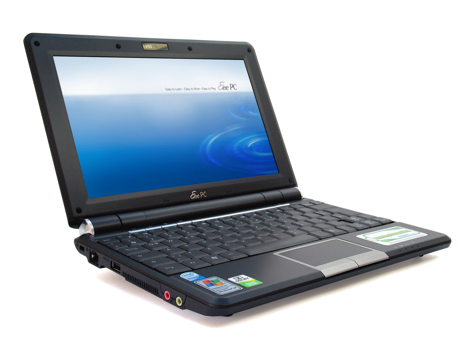 Asus Eee PC 1000HA/XP Intel Chipset Drivers for Windows 7