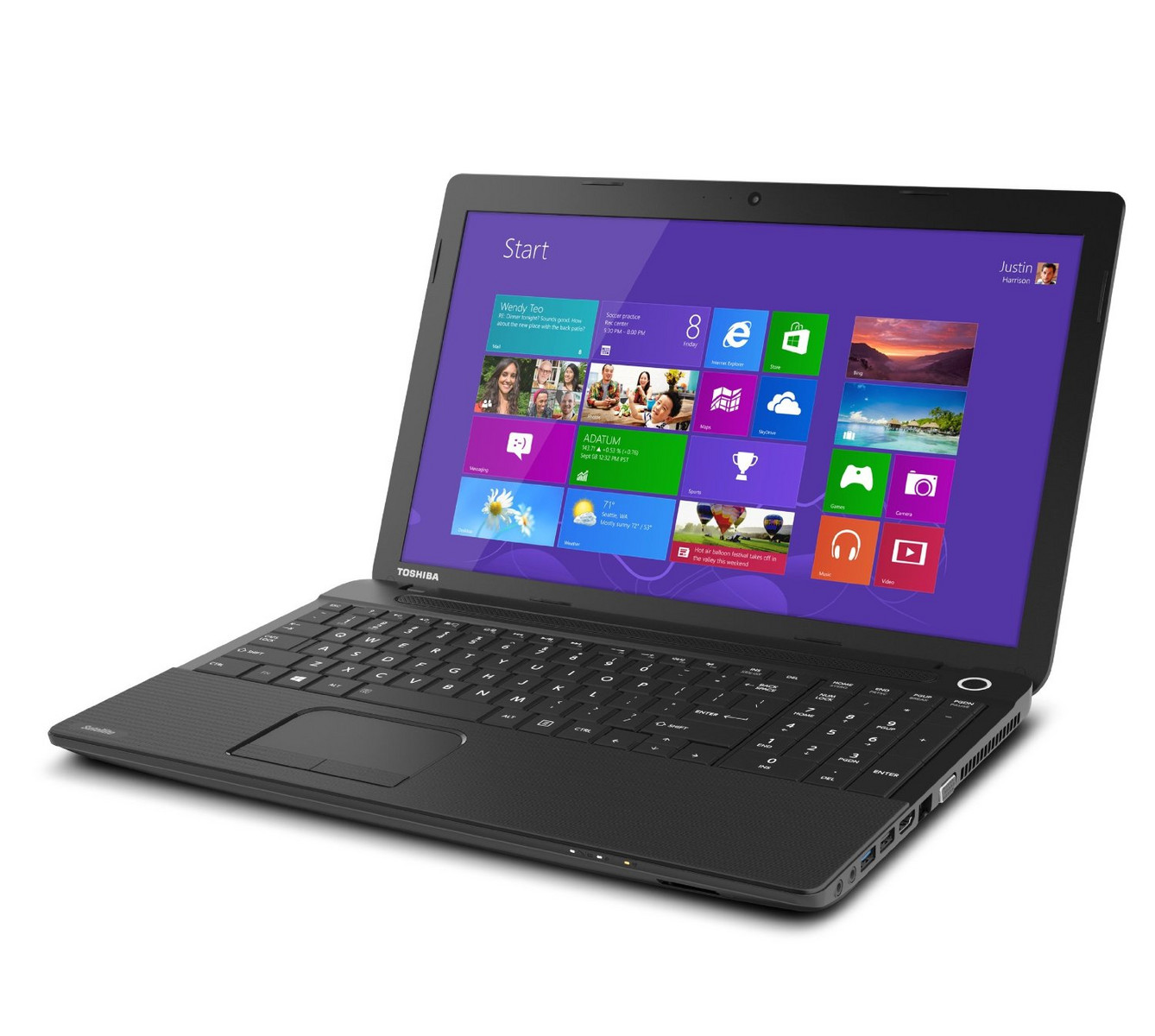 Download Drivers: Toshiba Satellite C55D-A System