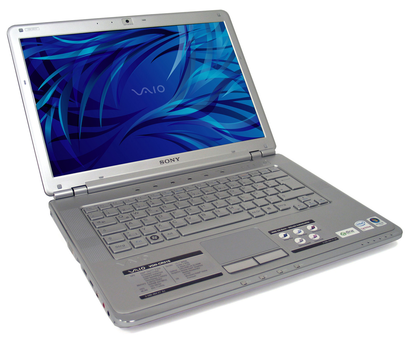 SONY VAIO VGN-CR21S DRIVER FOR WINDOWS
