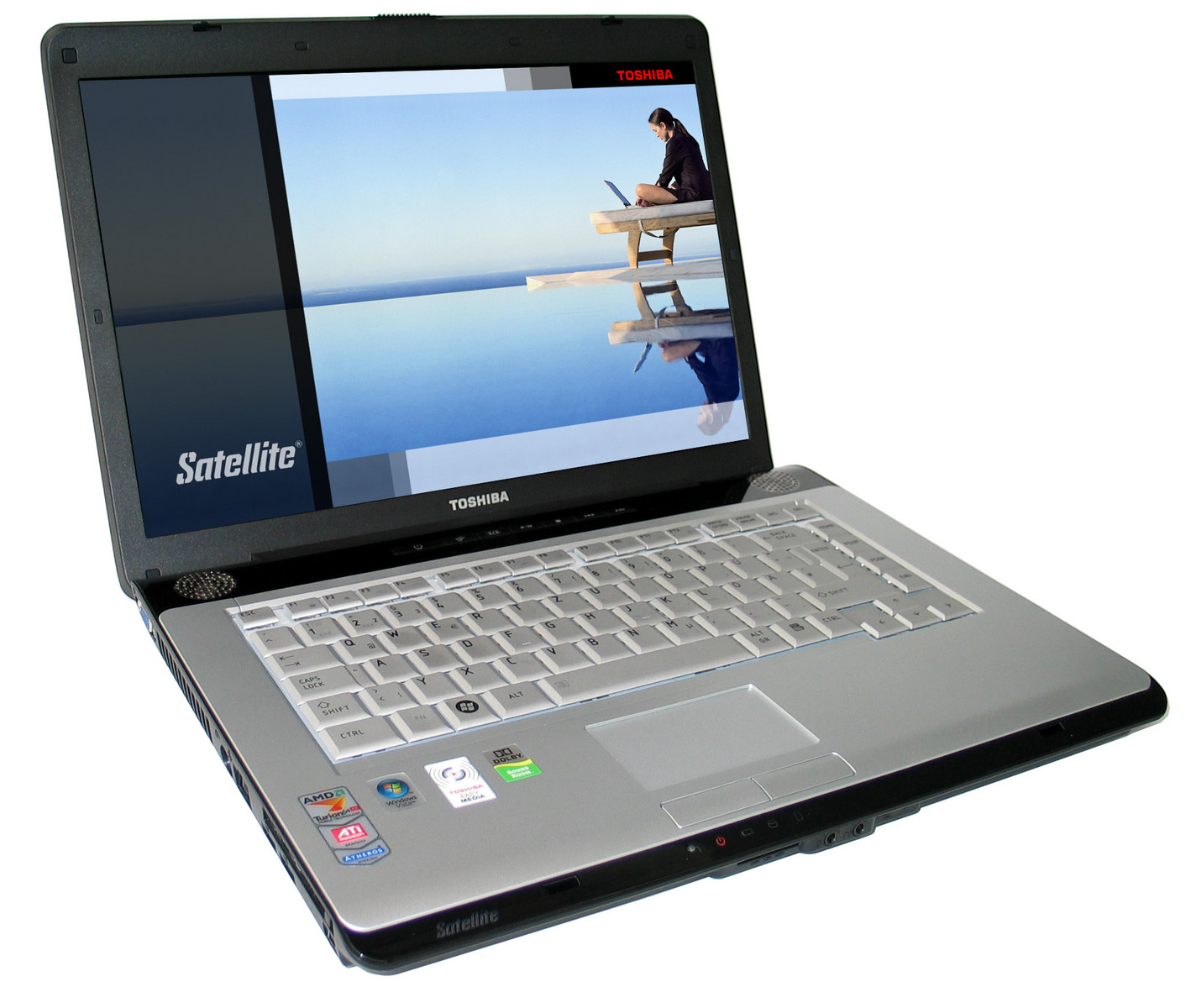 Toshiba Satellite A210 Intel Chipset Drivers