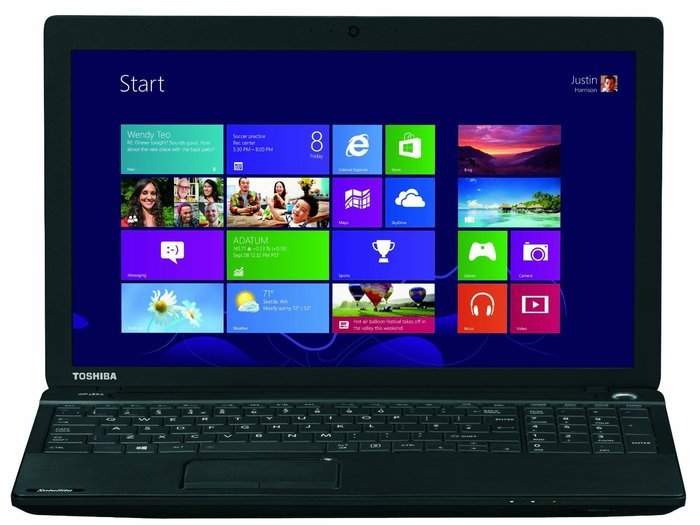 TOSHIBA SATELLITE C50T-B DRIVERS FOR WINDOWS