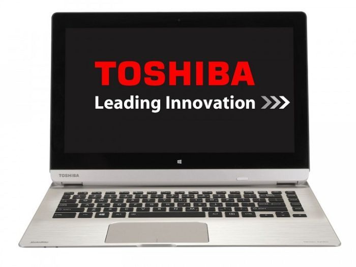 Toshiba Satellite P30W-B System Windows Vista 64-BIT