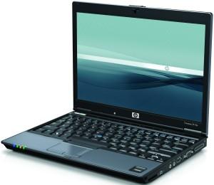 hp compaq 2510p laptop manual