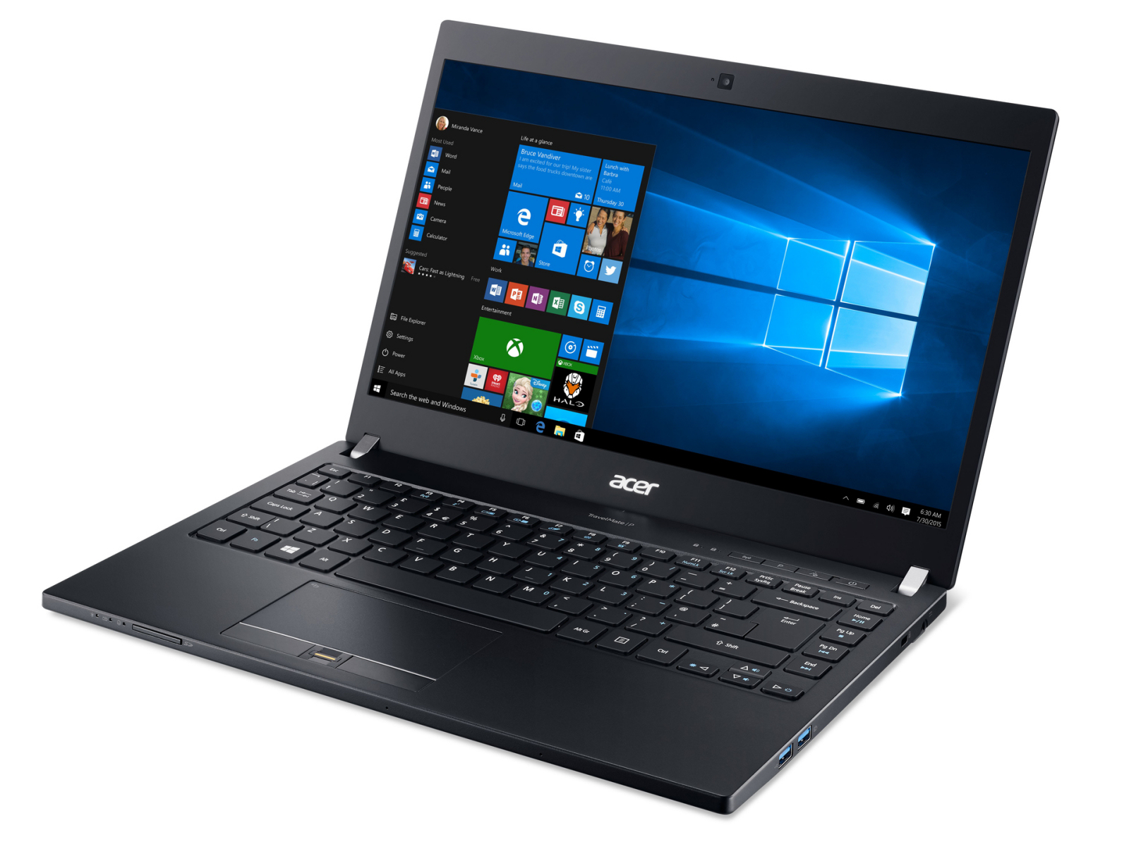 Acer TravelMate P653-M Intel Graphics Last