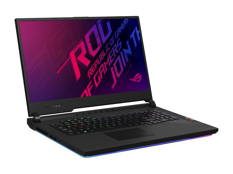 Asus Strix Scar 17 G732LXS-HG104T - Notebookcheck.org
