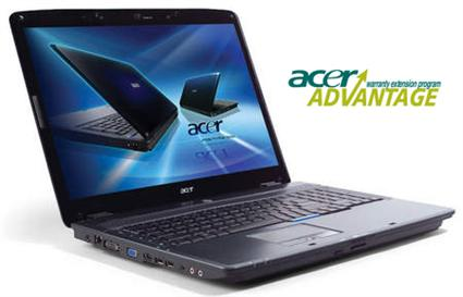 Acer Aspire 7738 Drivers for Windows XP