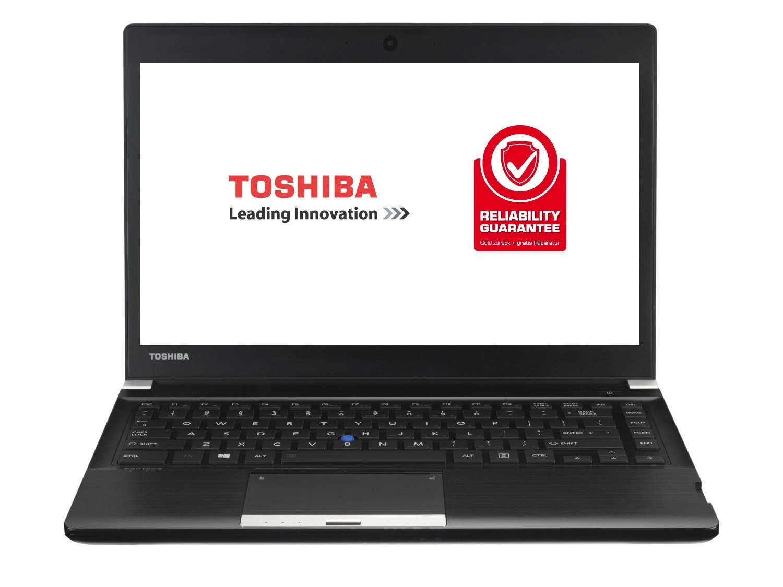 Toshiba Portege R30-A Graphics Update