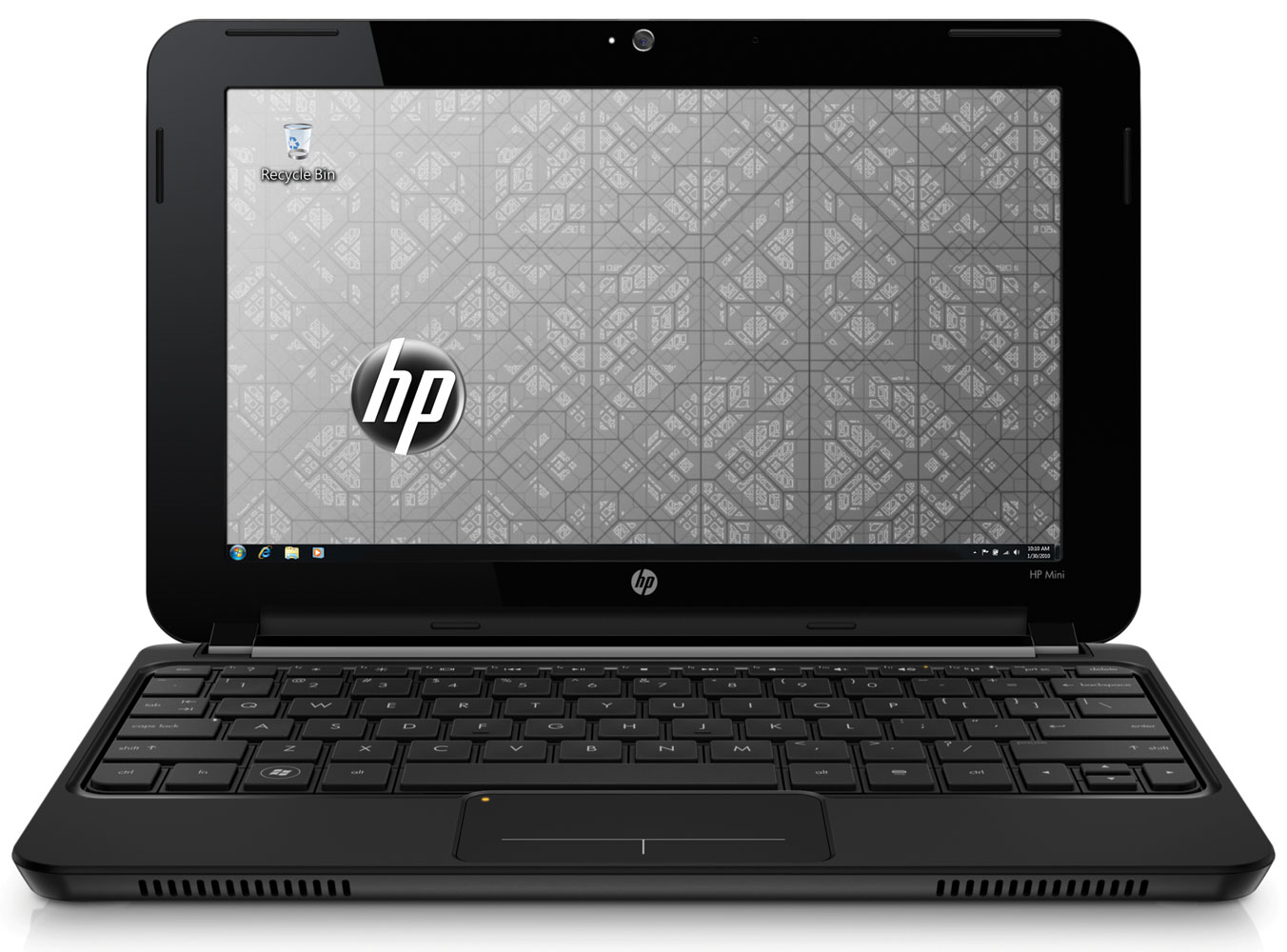 HP Mini 110-1140LA Notebook Quick Launch Buttons Linux