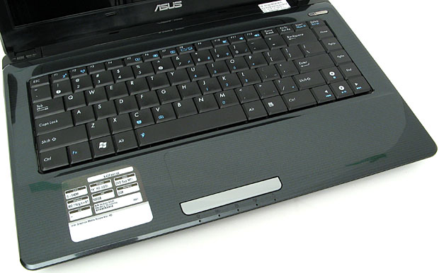 Asus K42F Notebook Audio 64 BIT