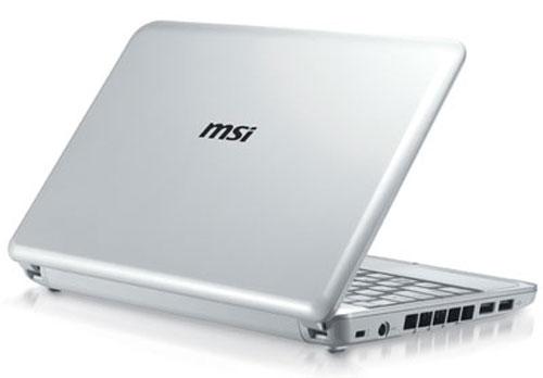 MSI Wind U100 Plus Netbook Intel Chipset Treiber Windows XP